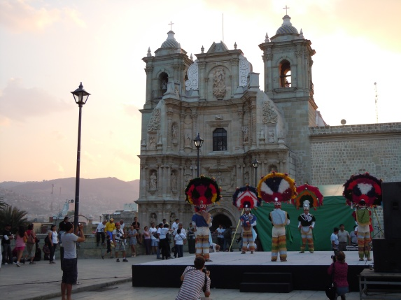 Oaxaca, Mexico - From a 6-week summer study abroad program with Penn State University (2010)