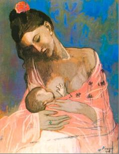 """""""Maternidad"""", Picasso"""