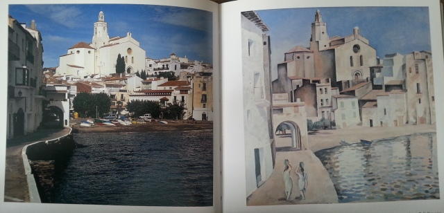 painting cadaques
