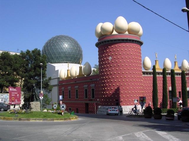 Teatro-Museo Dali, Figueras