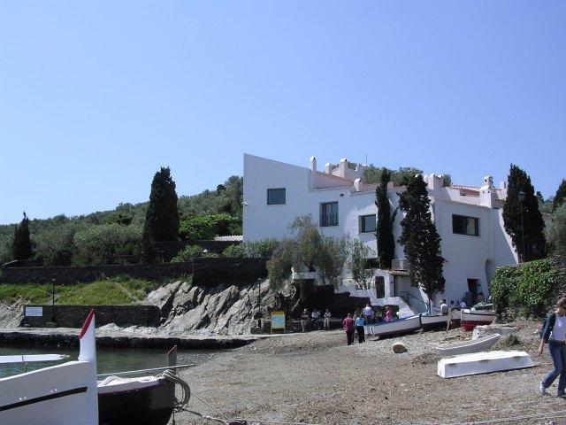 Casa-museo Dali, Cadaques