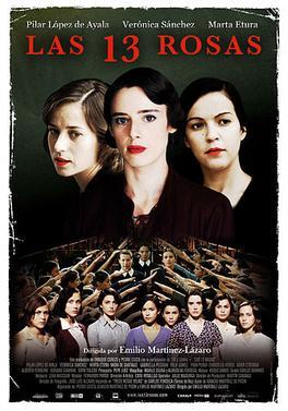 13Rosas_Movie poster