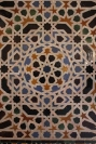 Tile designs in the Alhambra