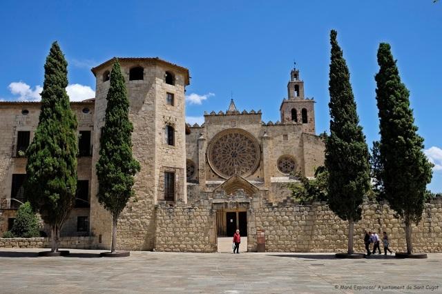 monasterio-de-sant-cugat