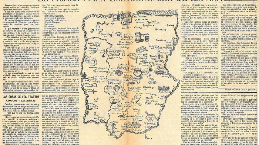 RGS_mapa gastronomico humoristico_1924_periodico