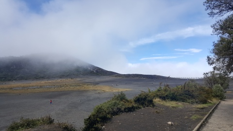 Volcan Irazu