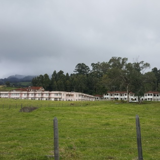 Sanatorio Duran, high in the mountains of Costa Rica