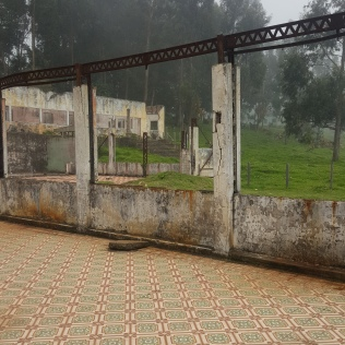 "Abandoned ""haunted"" old tuberculosis hospital, Sanatorio Duran"