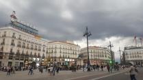Puerta del Sol, Madrid, June '18